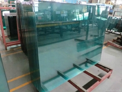 12mm 建築用鋼化玻璃