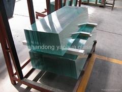 建築鋼化玻璃