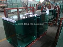 3-19MM鋼化玻璃