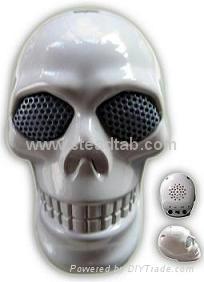 Mini Skull Speaker 1