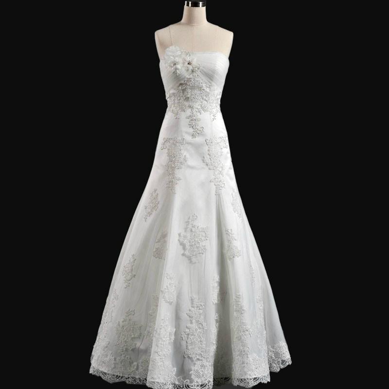 Ball Gown Hotel Wedding Dress 1