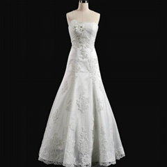 Ball Gown Hotel Wedding Dress