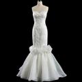 Mermaid Hotel Wedding Dress