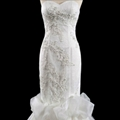 Mermaid Hotel Wedding Dress 2
