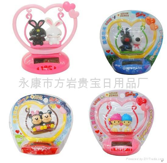 Solar Toys Valentine : China products