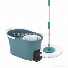 360 bucket mop,magic mop TB-501