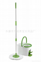 easy mop,magic mop,spin and magic cleaner TB-601