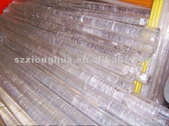 Transparent Acrylic Glass Rods / Bar