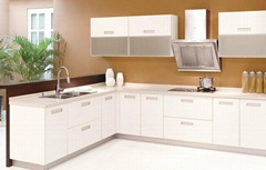 2013 New Style UV panel Kitchen Cabinets facotry direct sale