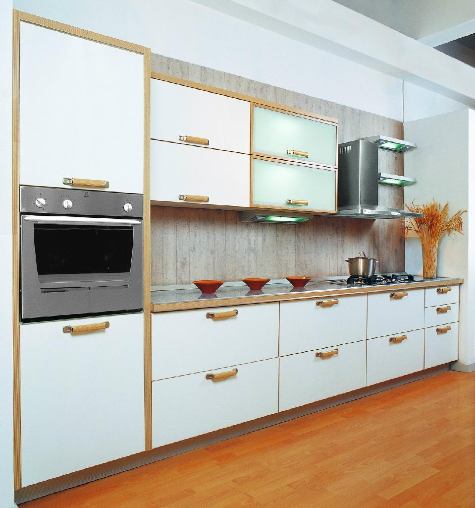 Kitchen Direct Cabinets: 2013 New Style UV Panel Kitchen Cabinets Facotry Direct