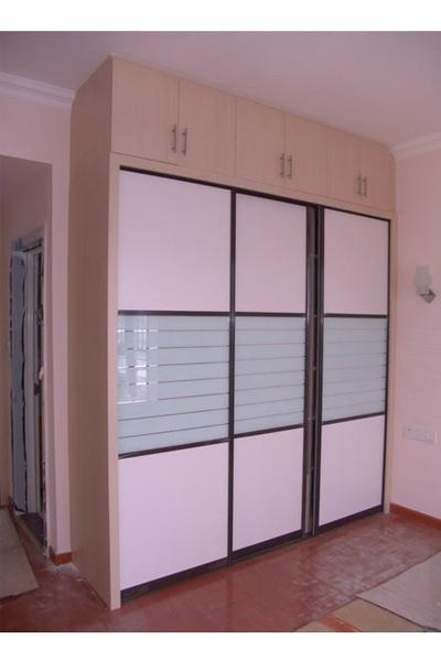 Melamine Mdf Sliding Door Wardrobes Modern Wardrobe Closets In Bedroom