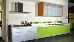 kitchen furniture with wholesale cheap prices china factory custom made