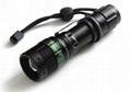 Tactical led flashlight Cree Q5 led torch