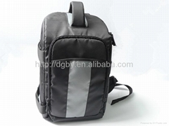 fashion computer backpack with sleeve