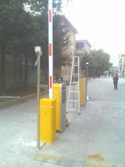 車牌識別停車場系統
