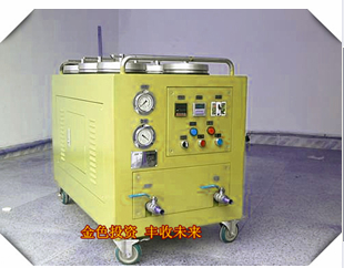 齿轮加工油处理设备高精密净油机 1