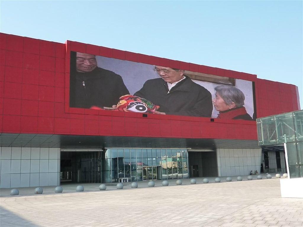 P16戶外高清商場超市LED大屏幕 5