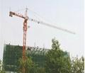 QTZ Tow Cranes for Construction