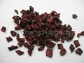 Dehydrated beet root cut  1