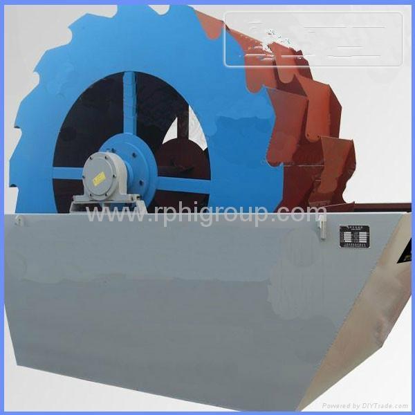 Quality service force Factory price CE Bucket bucket xsd sea sand washing machin 1
