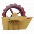 Quality service force Factory price CE Bucket bucket xsd sea sand washing machin 2