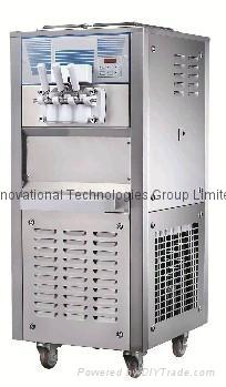 Soft ice cream machine Model 240A 1
