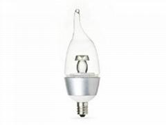 3-5w LED candle light c35 eco halogen lamp