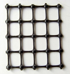 High quality Biaxial geogrid for road construction