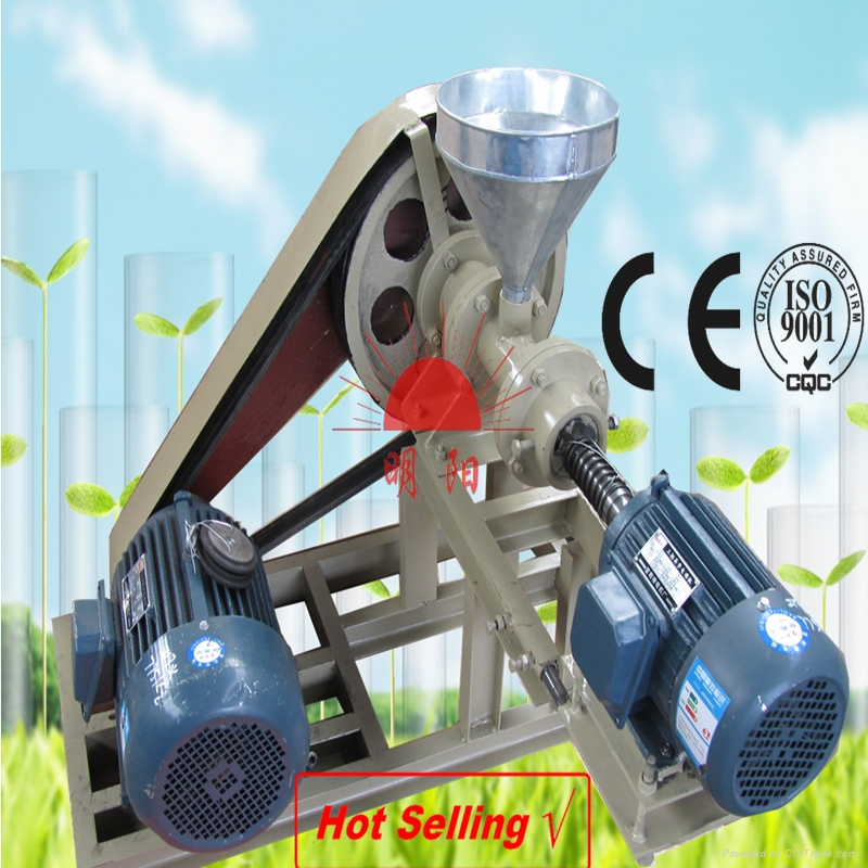 small type home-used best selling tilapia food making machine 2