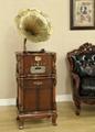 怀旧古典留声机 JD-678 2