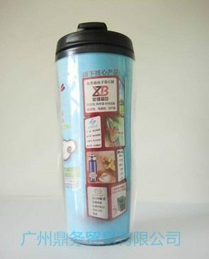 星巴克雙層廣告杯 4