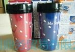 塑料雙層隨身杯 3