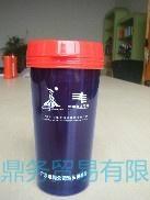 塑料雙層隨身杯 5