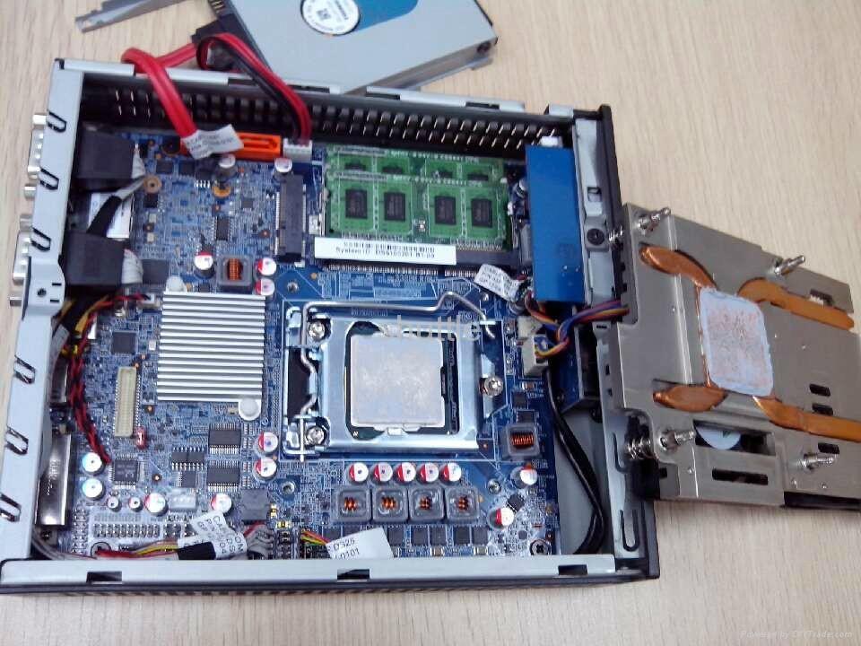 数字标牌电子白板一体机专业播放器工控电脑 3
