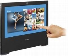 多媒體互動POS系統一體機