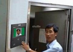 高效率高安全人脸识别门禁系统