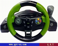 270°circumrotate steering wheel for xbox360