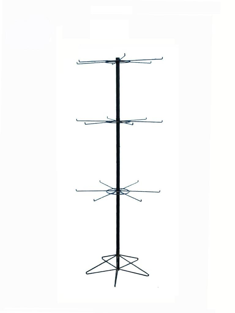 Universal office greeting card display stands  2