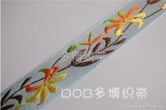 提花织带 1