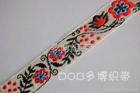 提花织带 2