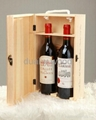 Wine boxes, wood packing boxes 3