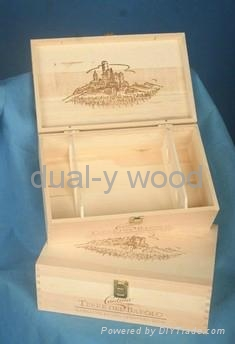 Wine boxes, wood packing boxes 5
