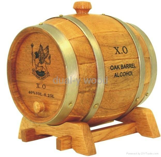 Wine barrel, oak wine barrel 2