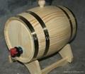 Wine barrel, oak wine barrel 3