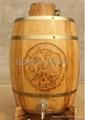 Wine barrel, oak wine barrel 4