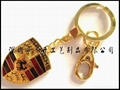 生肖金属钥匙扣 2