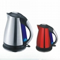 1.7L Red Color  Electric Kettle