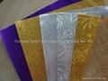 Holographic Foil/opp plastic decorative