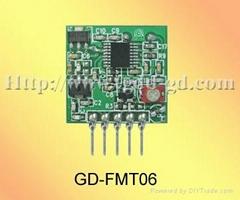 RF FSK  Transmitter Module GD -FMT02