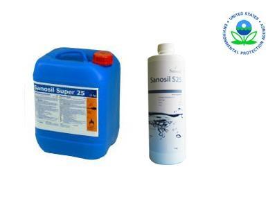有機肥設備清洗劑 1